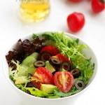 夏天是沙拉的季节:瘦身排毒的田园沙拉