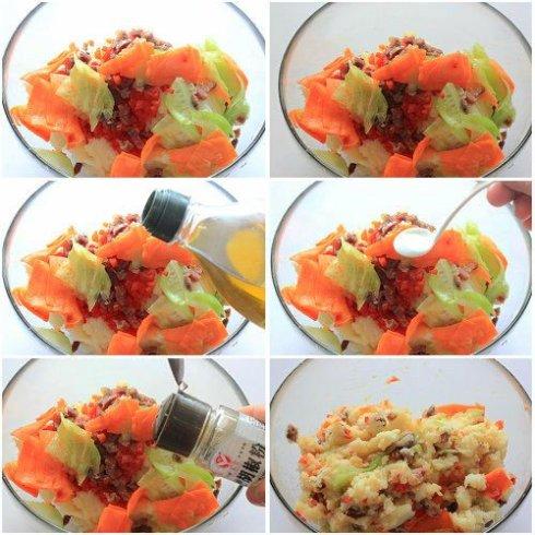 土豆的健康吃法----土豆沙拉