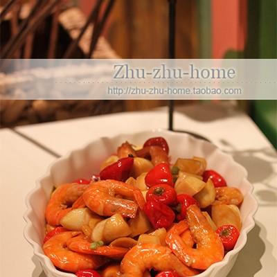 夏天让你辣的过瘾开胃的一道菜——泡椒虾