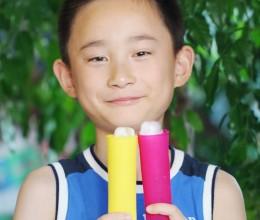 炎热夏天里来一根老上海盐水棒冰---乐葵棒冰模具试用