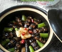 小暑养生-鳝鱼蒜子焖粉条