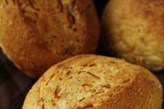 最大发挥原料的风味----胡萝卜天然酵种面包