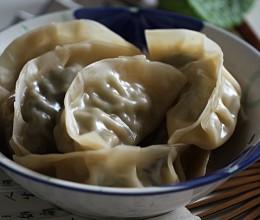 豇豆猪肉蒸饺
