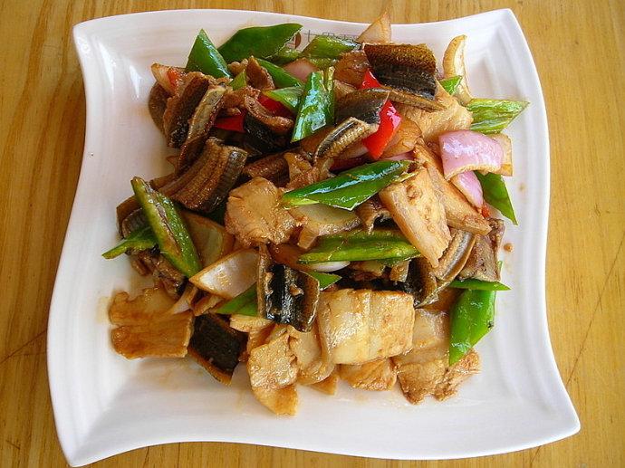 """""""鲜虾蹄子脍""""是南宋典型的功夫菜"""