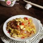 簡單不失美味的家常菜----洋蔥炒蛋