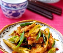 与回锅肉并称姊妹花的川味家常菜:生爆盐煎肉