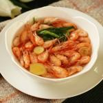 5分钟搞定最最鲜美的【盐水河虾】