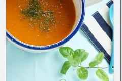 番茄洋葱冷汤