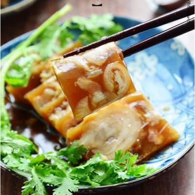 鲁味招牌凉菜『猪蹄冻和冻猪蹄』