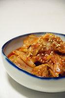 调一份好酱做一份美味无比的『凯撒沙拉』