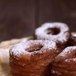 天然酵种酥皮甜甜圈-风靡纽约