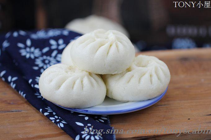 开胃零负担的江南经典咸菜毛豆包子