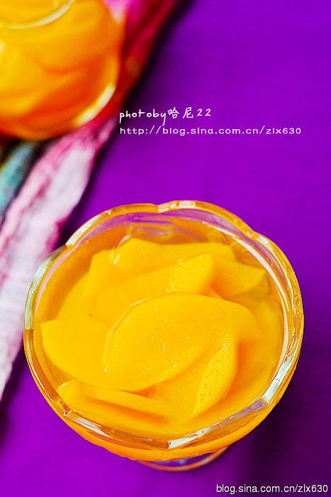 秋季做法水果做纯天然宝宝--黄桃糖水的甜品【个谱大全月食时令母乳7图片