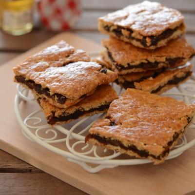 植物油做饼干一样超好吃:酒渍葡萄干夹心饼干