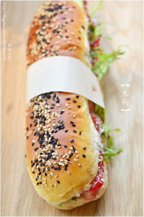 永不落伍的美式食品『热狗』