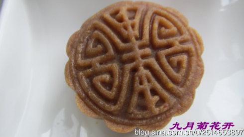 低糖、低油脂的健康月饼——桃山月饼