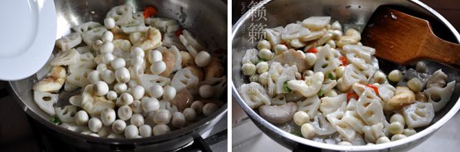 湖北人家秋季餐桌至爱——荷塘三宝!