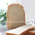 面包機做面包--【豆渣吐司】