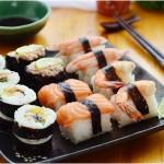 寿司拼盘(花样寿司)