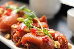 国庆长假团圆聚会菜----香辣猪手