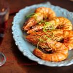 盐煎对虾-----三分钟搞定营养美味的拿手菜
