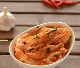 腌一罐超正宗韩式辣白菜