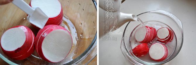 """【糖醋水萝卜】秋季袪燥清火,2元钱的""""特效""""菜!"""
