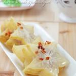 岭南人家餐桌上的水果风情——杨桃酿肉