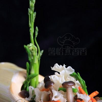 餐桌上的养生菜----绿野仙踪(多吃菌类好处多)
