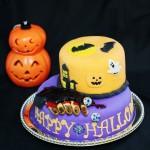 量身定制营造气氛的万圣节蛋糕---万圣节主题蛋糕(附女巫手指饼干做法)