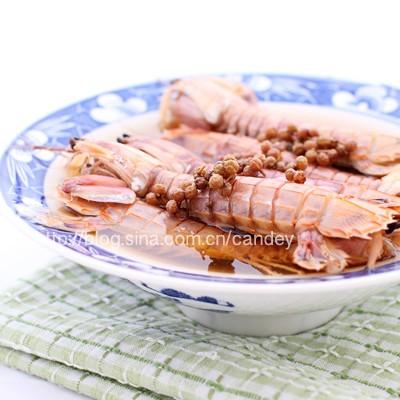 【清蒸海蟹&盐水蟹(皮皮虾)】