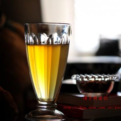 佛手蜂蜜饮----用佛手柑泡制养生润燥的健康饮品