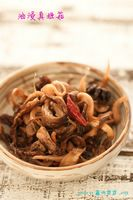 红红火火冬日来-----剁椒金针菇
