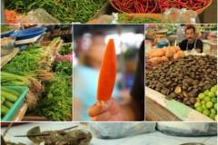 【泰国】乐居甲米镇活色生鲜菜市场