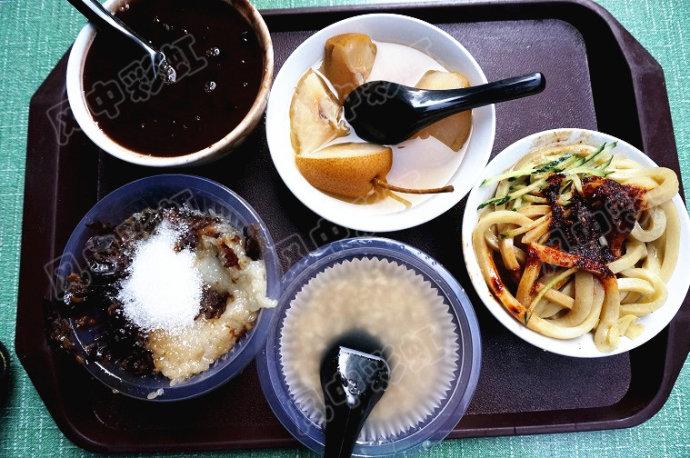 """【甘肃天水】天水独有的美食""""馓饭和扁食"""""""