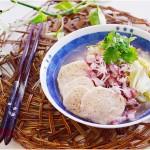 一碗鲜到没鼻子的热汤菜『墨斗鱼炖白菜』