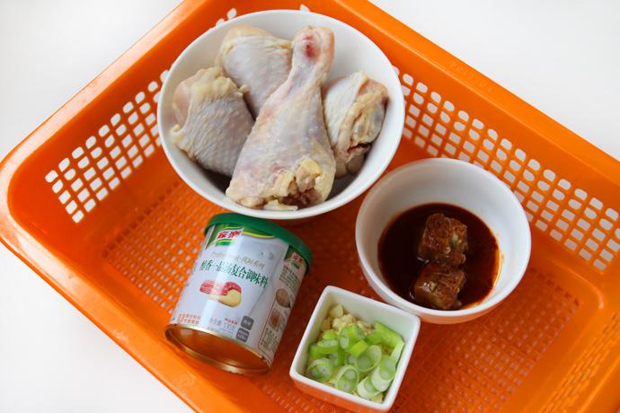 购买鸡肉4大绝招传授给你【浓香腐乳鸡】