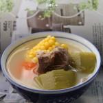 【清润止咳青红萝卜汤】--非常适合冬日的一款老火汤