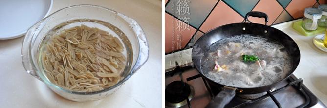 鱼面煨汤,已有千年历史的湖北地方传统风味佳肴!