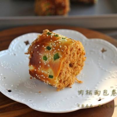 假如你也爱卷卷--肉松面包卷(汤种)【英国摩飞MR9030厨师机试用文】