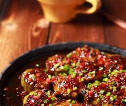 细解广东煎酿菜的精华《铁板煎酿凉瓜》《厨房小混子》十八