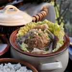 旧菜新吃,给点肉就灿烂,肉丸猪肚汤!(猪肚9种吃法)