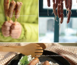让家人吃的更安心——自制台湾脆皮小香肠