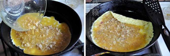 怎样切洋葱不流泪?洋葱肉末蛋卷,好味道搞定挑嘴的你!