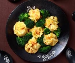 #百家千宴#北京-象征合家欢乐的大菜《菊花石榴鸡》《厨房小混子》二十三
