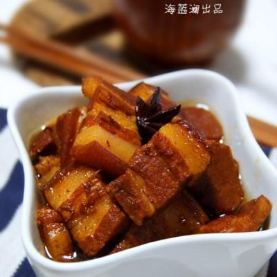 #百家千宴#东北【红烧肉】:不放一滴油新手也能做出永远吃不腻的绝世美味