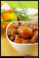 #百家千宴#西餐.佳节必做的红醋深烧鸡