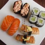 #百家千宴#-201314在家做日本料理大餐
