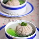 #百家千宴#扬州菜+像征团圆的过年菜『清炖狮子头』