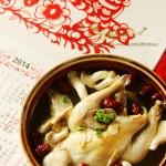 #百家千宴#{杭州菜}------杭州家宴上不可少的养生团圆鸡